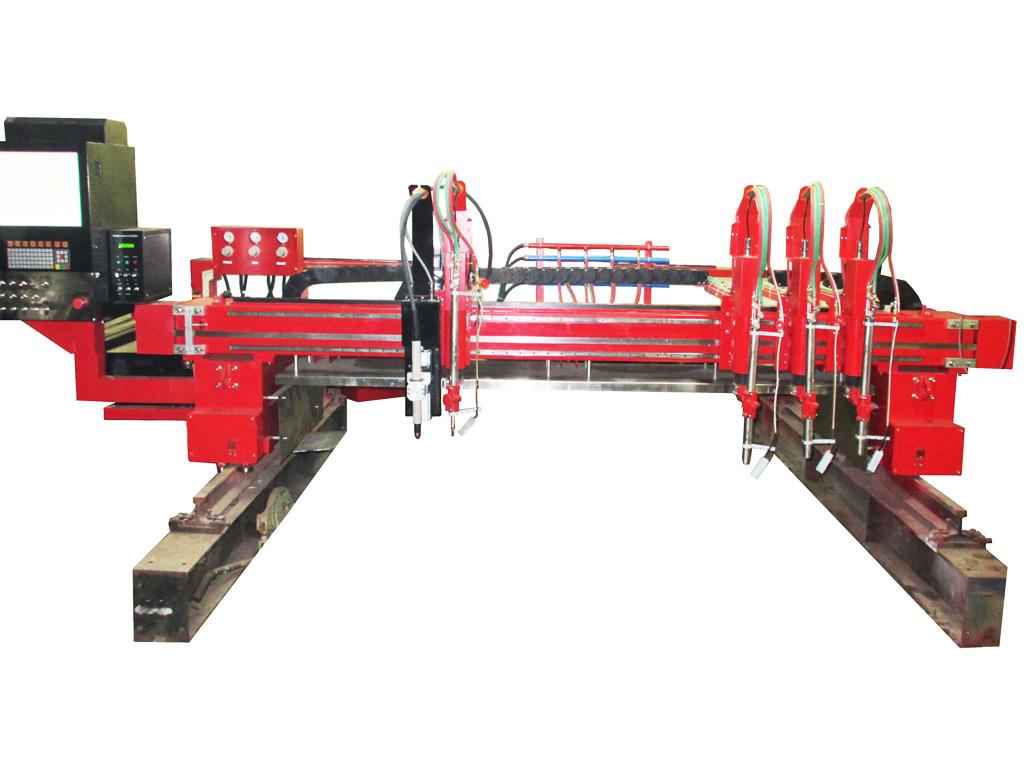 MÁY CẮT CNC PLASMA-OXY/GAS 3000x9000